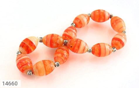 دستبند خوش رنگ زنانه - تصویر 2