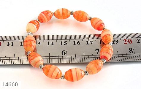 دستبند خوش رنگ زنانه - عکس 5