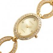 ساعت اسپریت Esprit مجلسی طلایی دورنگین زنانه