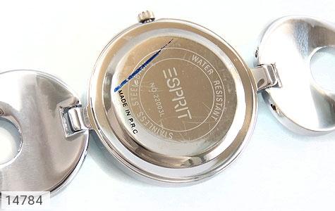 ساعت اسپریت Esprit سکه ای دورنگین زنانه - تصویر 4