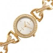 ساعت اسپریت Esprit دورنگین مجلسی طلایی زنانه