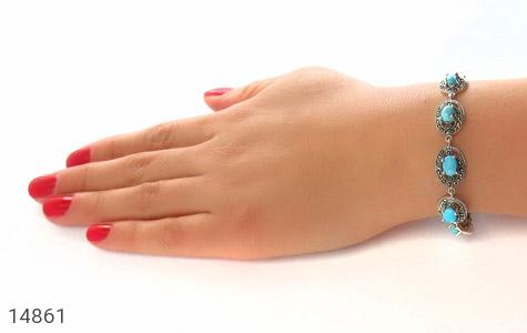 دستبند مارکازیت و فیروزه نیشابوری - عکس 7
