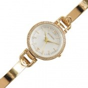 ساعت رمانسون Romanson طلائی زنانه