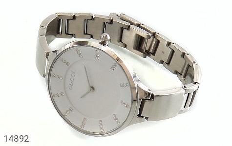 ساعت گوچی Gucci صفحه سفید کلاسیبک زنانه - عکس 1
