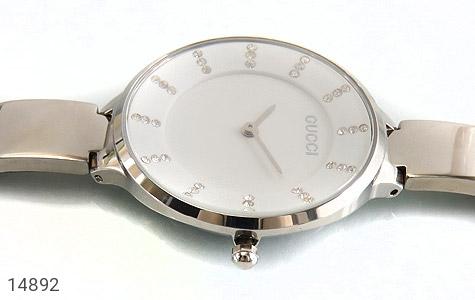 ساعت گوچی Gucci صفحه سفید کلاسیبک زنانه - تصویر 2