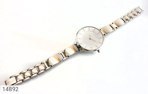 ساعت گوچی Gucci صفحه سفید کلاسیبک زنانه - عکس 3