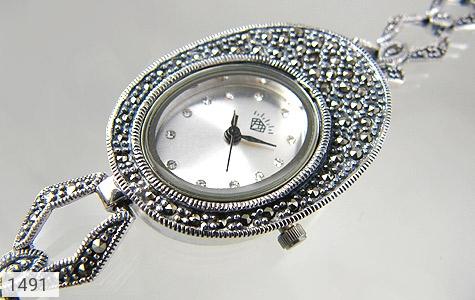 ساعت حدید مارکازیت زنانه - عکس 1