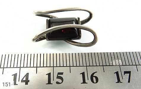 مدال کهربا طرح پیچ - عکس 3