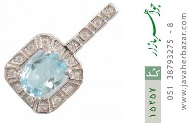 مدال توپاز طرح پریا زنانه - کد 15257