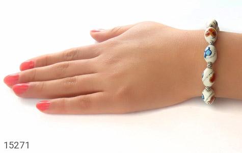 دستبند استخوان جذاب زنانه - عکس 5