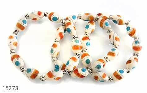 دستبند استخوان زیبا زنانه - تصویر 2