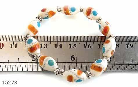 دستبند استخوان زیبا زنانه - عکس 5