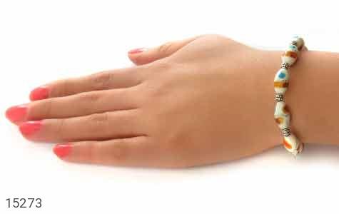 دستبند استخوان زیبا زنانه - تصویر 6
