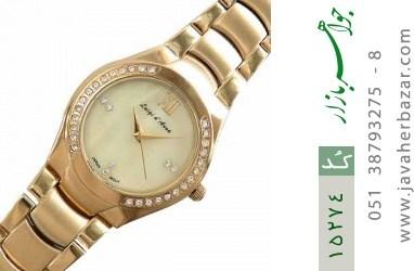 ساعت لوجی دیانا Luigi Danna دورنگین طلائی زنانه - کد 15274