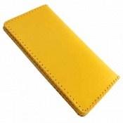 کیف چرم زرد جذاب زنانه