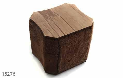 جعبه جواهر انگشتری مخملی لوکس - عکس 3
