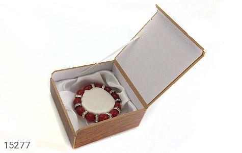 جعبه جواهر چوب النگویی و درشت - عکس 3
