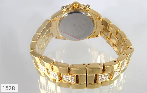 ساعت رولکس Rolex فول نگین زنانه - تصویر 2