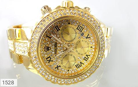 ساعت رولکس Rolex فول نگین زنانه - عکس 3
