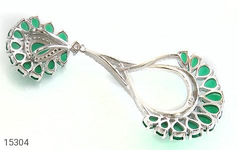 سرویس نقره سلطنتی دورنگ زنانه - عکس 3