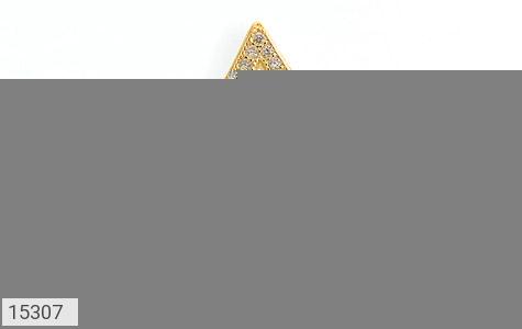 سرویس نقره دورنگ طرح جواهری زنانه - تصویر 2