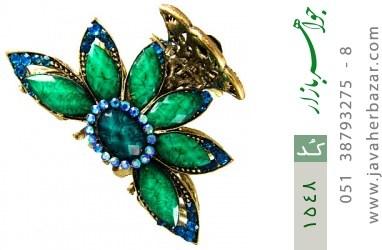گل سر طرح خورشید زنانه - کد 1548