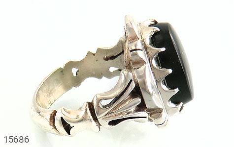 انگشتر یشم رکاب دست ساز - عکس 3