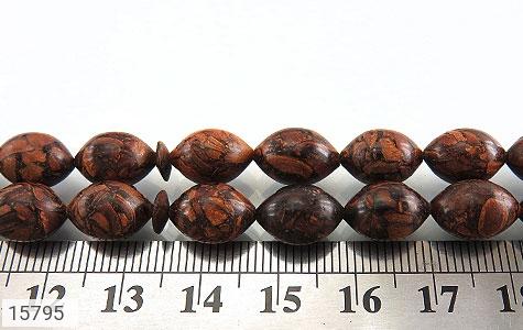 تسبیح چوب دارچین 33 دانه خوش بو و نایاب - عکس 5