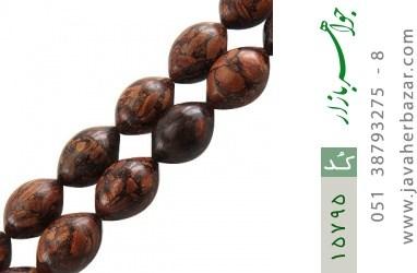 تسبیح چوب دارچین 33 دانه خوش بو و نایاب - کد 15795