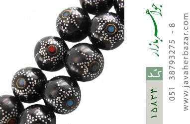 تسبیح کوک (کشکول) 33 دانه مرصع - کد 15833