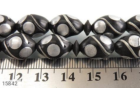 تسبیح کوک (کشکول) 33 دانه مرصع - عکس 5