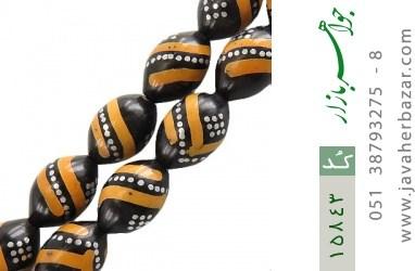 تسبیح کوک (کشکول) 33 دانه مرصع - کد 15843