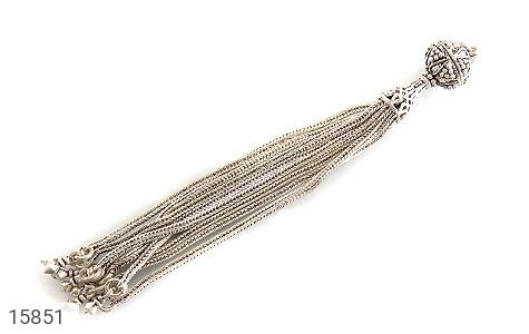 کرکوش نقره درشت چندرشته ای - عکس 1