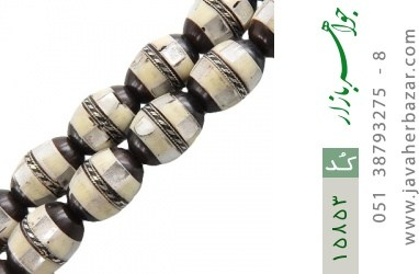 تسبیح کوک (کشکول) 33 دانه مرصع - کد 15853