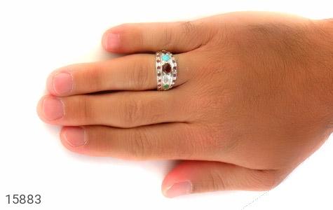 انگشتر چندنگین ارزشمند و زیبا - تصویر 8