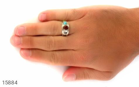 انگشتر چندنگین معدنی جذاب - تصویر 6