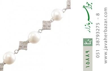 دستبند مروارید مجلل و جذاب زنانه - کد 15889