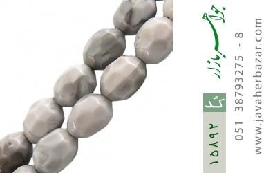 تسبیح تزئینی 33 دانه تراش - کد 15892