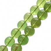 تسبیح کهربا سبز لیتوانی (دریای بالتیک) 33 دانه درشت و اشرافی