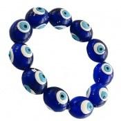 دستبند طرح چشم زخم زنانه