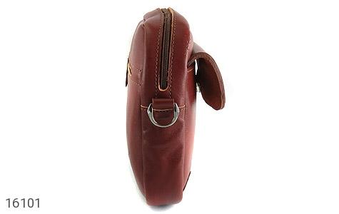 کیف چرم طبیعی مدل دوشی - عکس 3