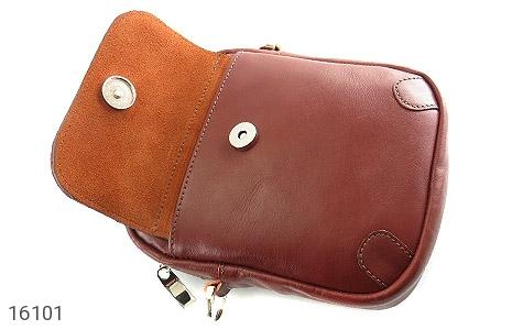 کیف چرم طبیعی مدل دوشی - عکس 5