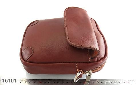 کیف چرم طبیعی مدل دوشی - عکس 9