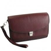 کیف چرم طبیعی سوپر دست دوز پاسپورتی