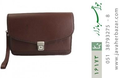 کیف چرم دست ساز - کد 16173
