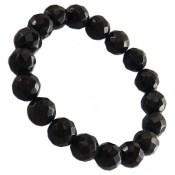 دستبند جید سیاه و شیک زنانه