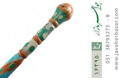 عصا چندنگین مرصع کاری سلطنتی