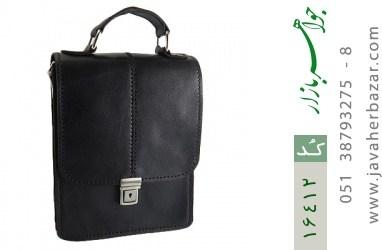 کیف چرم طبیعی دست دوز بنددار