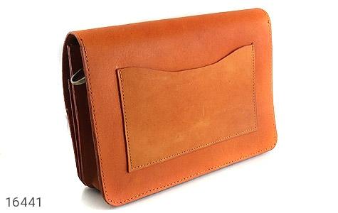 کیف چرم طبیعی سوپر بند دار - عکس 3