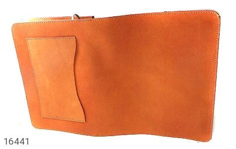 کیف چرم طبیعی سوپر بند دار - عکس 5
